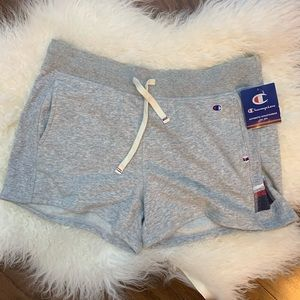 New with tags champion shorts M